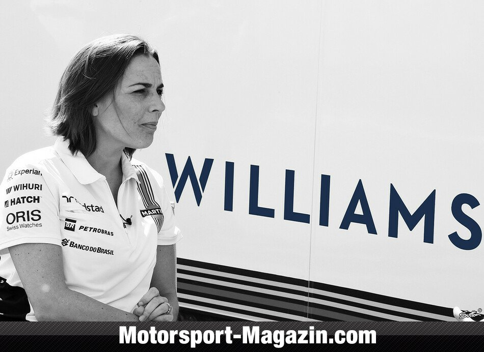 Formel 1 2014, Spanien GP, Barcelona, Williams, Bild: Sutton