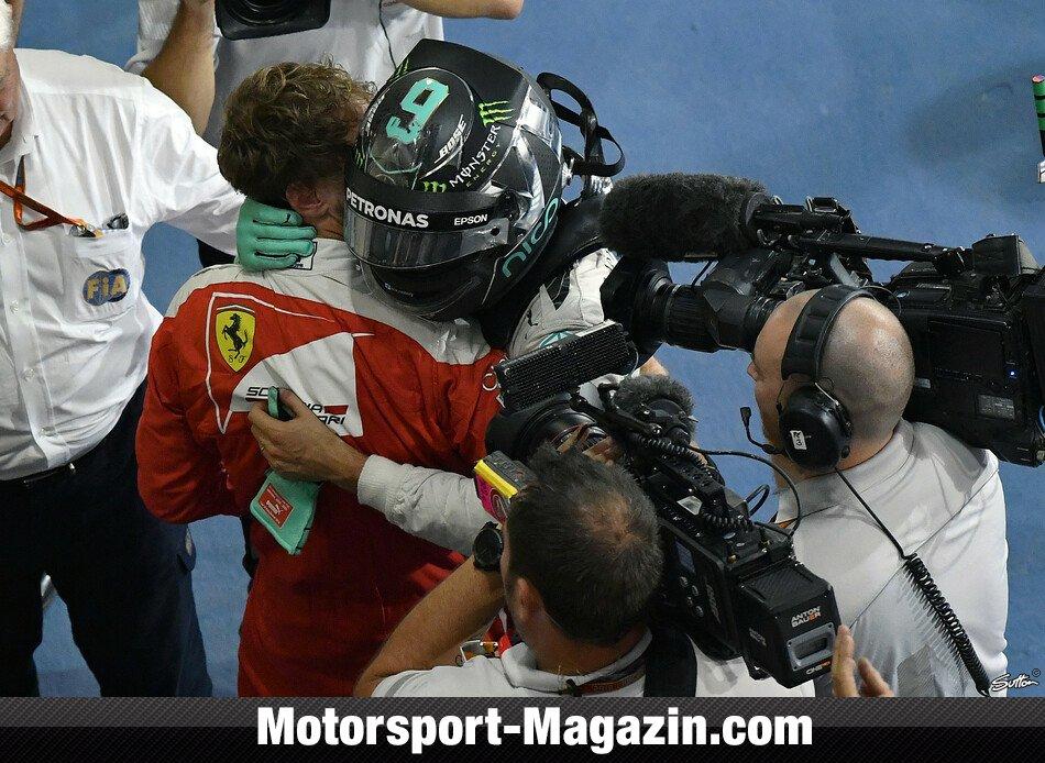 Nico Rosberg über seinen Mercedes-Nachfolger: Bottas hat mich um ein Treffen