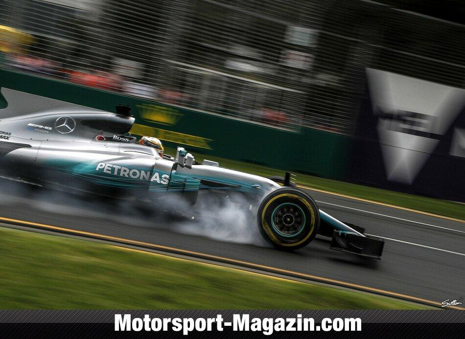 Wolff haut auf Tisch Hamilton selbst schuld an Mercedes-Panne