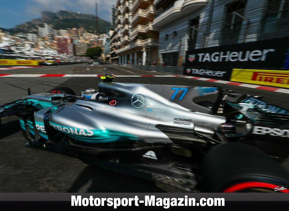 Vettel startet in Monaco von 2 - Hamilton 13