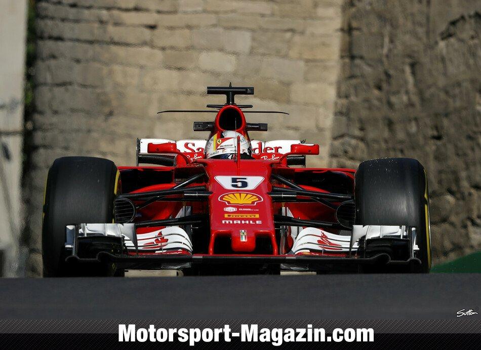 Vettel spricht sich für mehr Patriotismus in Deutschland aus