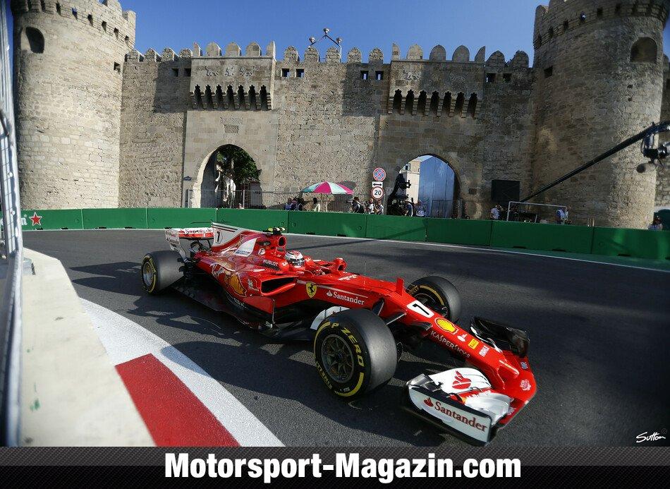 Vettel: Spricht nicht gegen neuen Ferrari-Vertrag